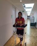 孔卡李雪芮膝盖手术成功 已在积极接受康复治疗中-前叉之家