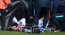 克罗地亚国家队官方消息:皮亚察左膝十字韧带撕裂-前叉之家